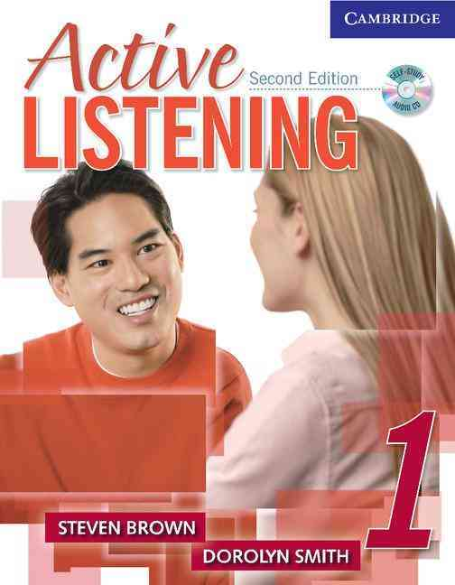 Active Listening 1 By Brown, Steve/ Smith, Dorolyn